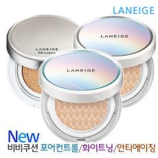 라네즈 비비쿠션  /본품+리필/ LANEIGE/ 정품/3종