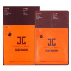 제이준 블랙 물광 마스크팩 3STEP 10매