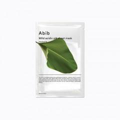 아비브 ABIB Mild acidic pH sheet mask Heartleaf fit